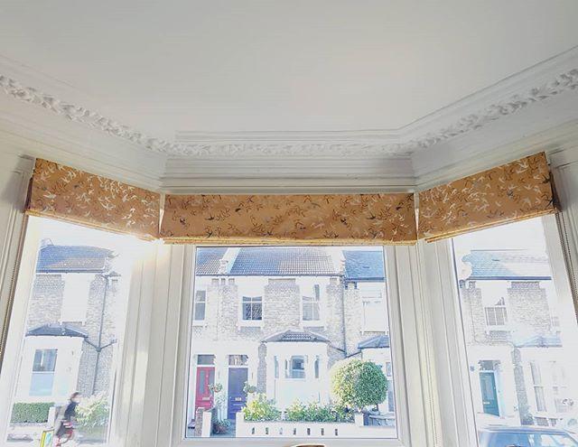#themoderndraper #bespoke #handsewn #romanblinds #madetomeasure #curtains #makersmovement #handcrafted #handmade #interiors #womeninbusiness #nunhead #SE15 #peckham #telegraphhill