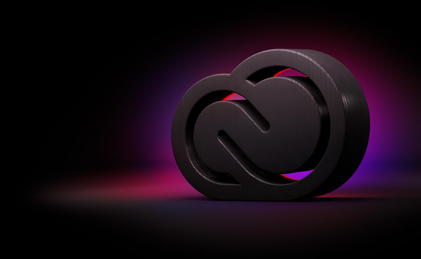 The Creative Cloud logo