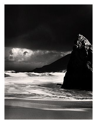 Brett Weston Beach