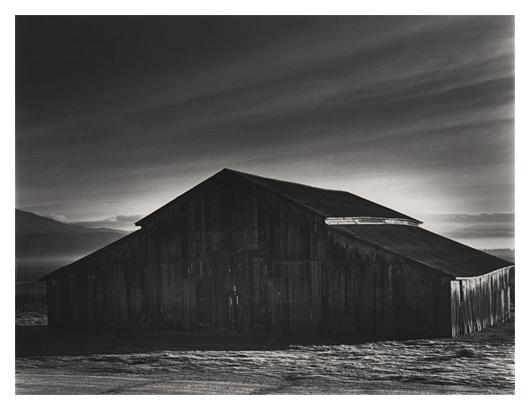 Old Barn, Salinas Valley