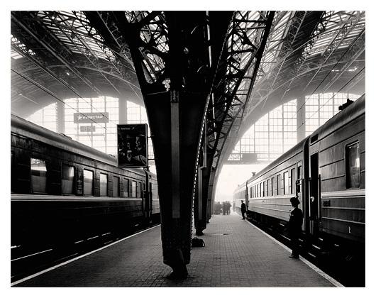 Train Station, Lwow