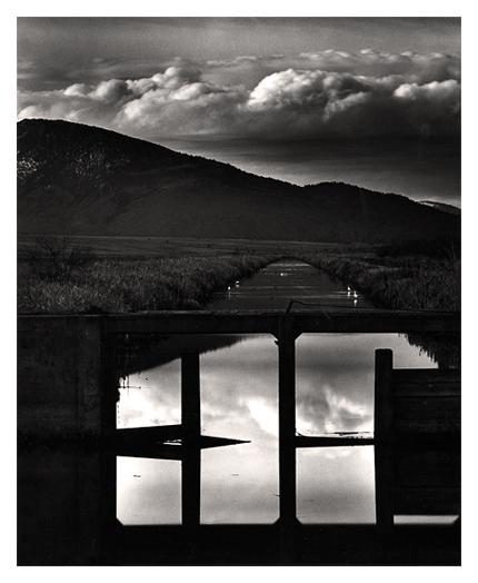 Canal, Tule Lake