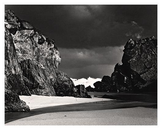 Cove, Garrapata Beach