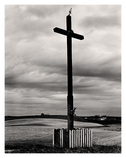 Falling Cross