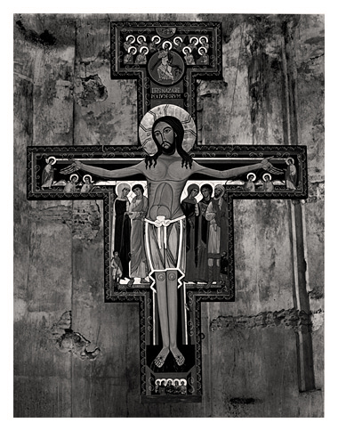 Franciscan Cross