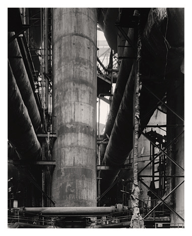Sleeping Steel Mill, Study 4