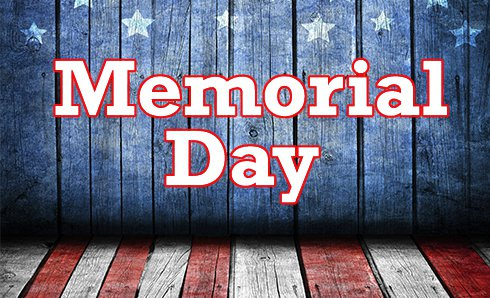 OPEN Memorial Day - For the families of the brave women and men who gave their lives for our freedom.We will be open from 9 am to 2 pm.As they visit their love ones this Memorial Day at our Iowa Veterans Cemetery.Let's remember the brave individuals who gave us freedom & Join us for lunch.