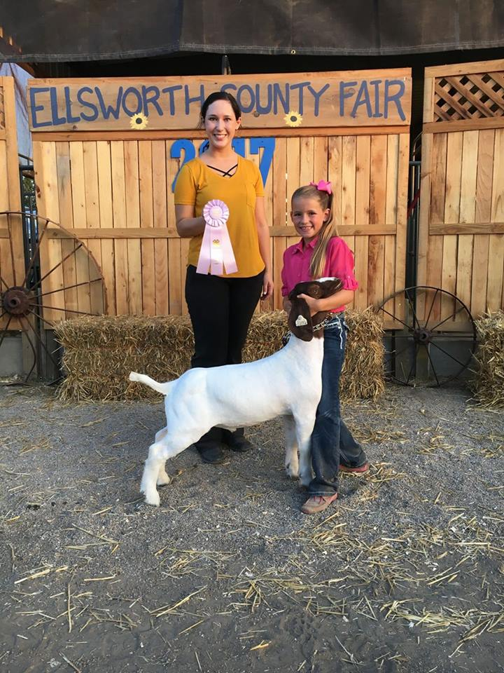 2017 Ellsworth County Reserve Grand Champion