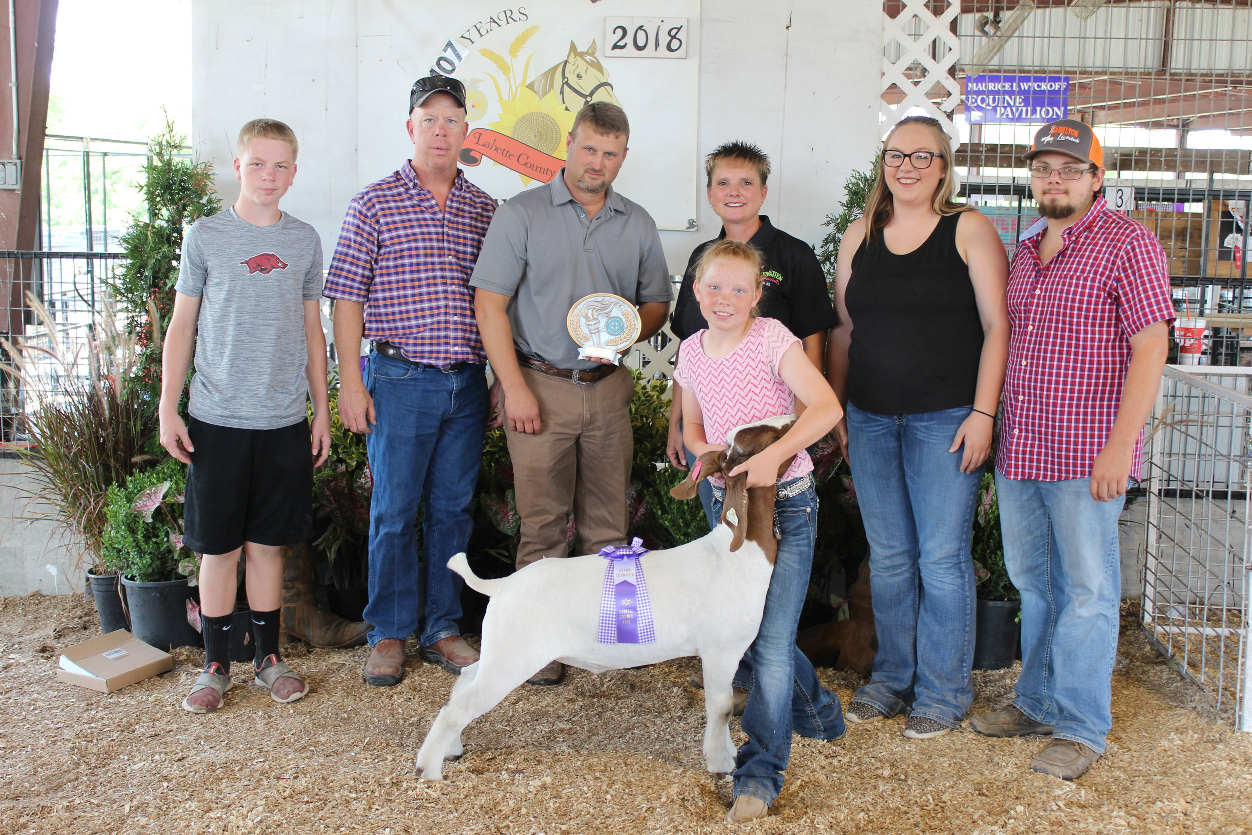 Grand Champion Labette County