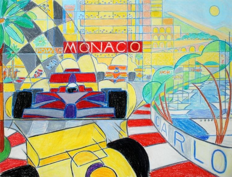Monaco. SOLD