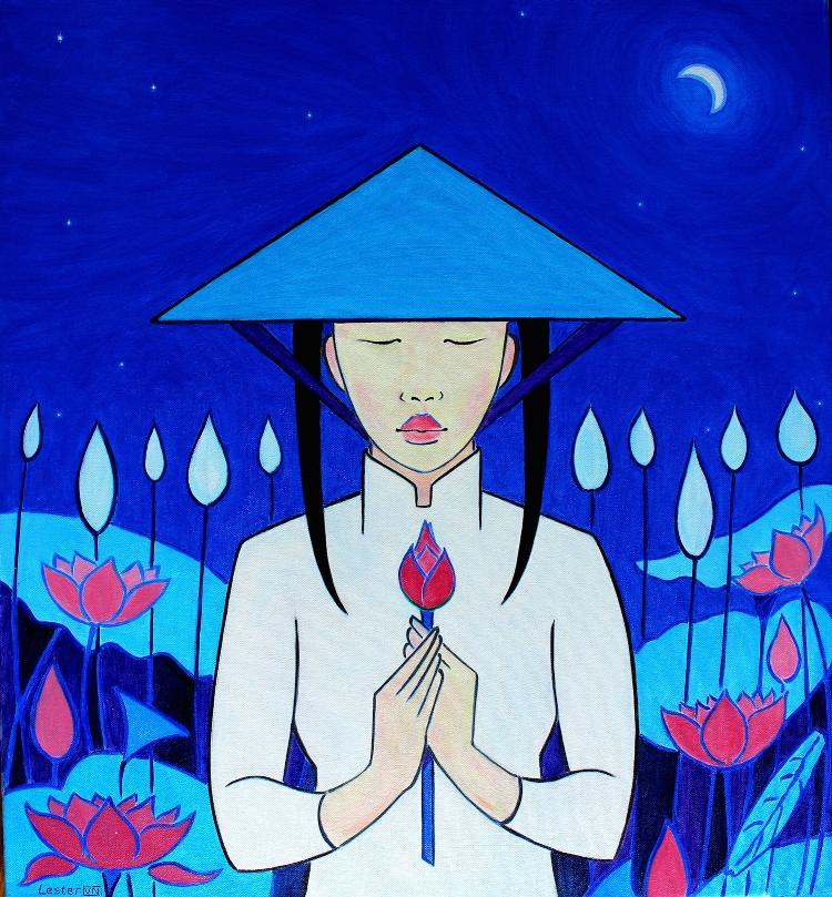 Moonlit Prayers