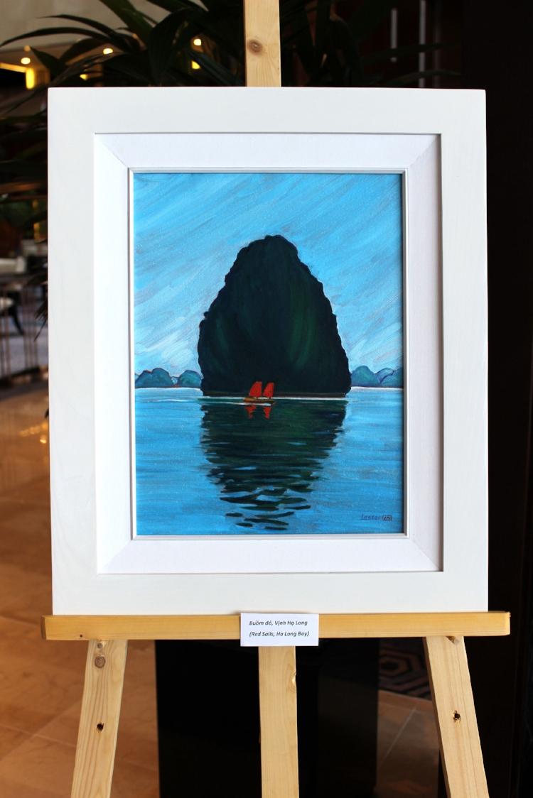 Red Sails, Ha Long Bay
