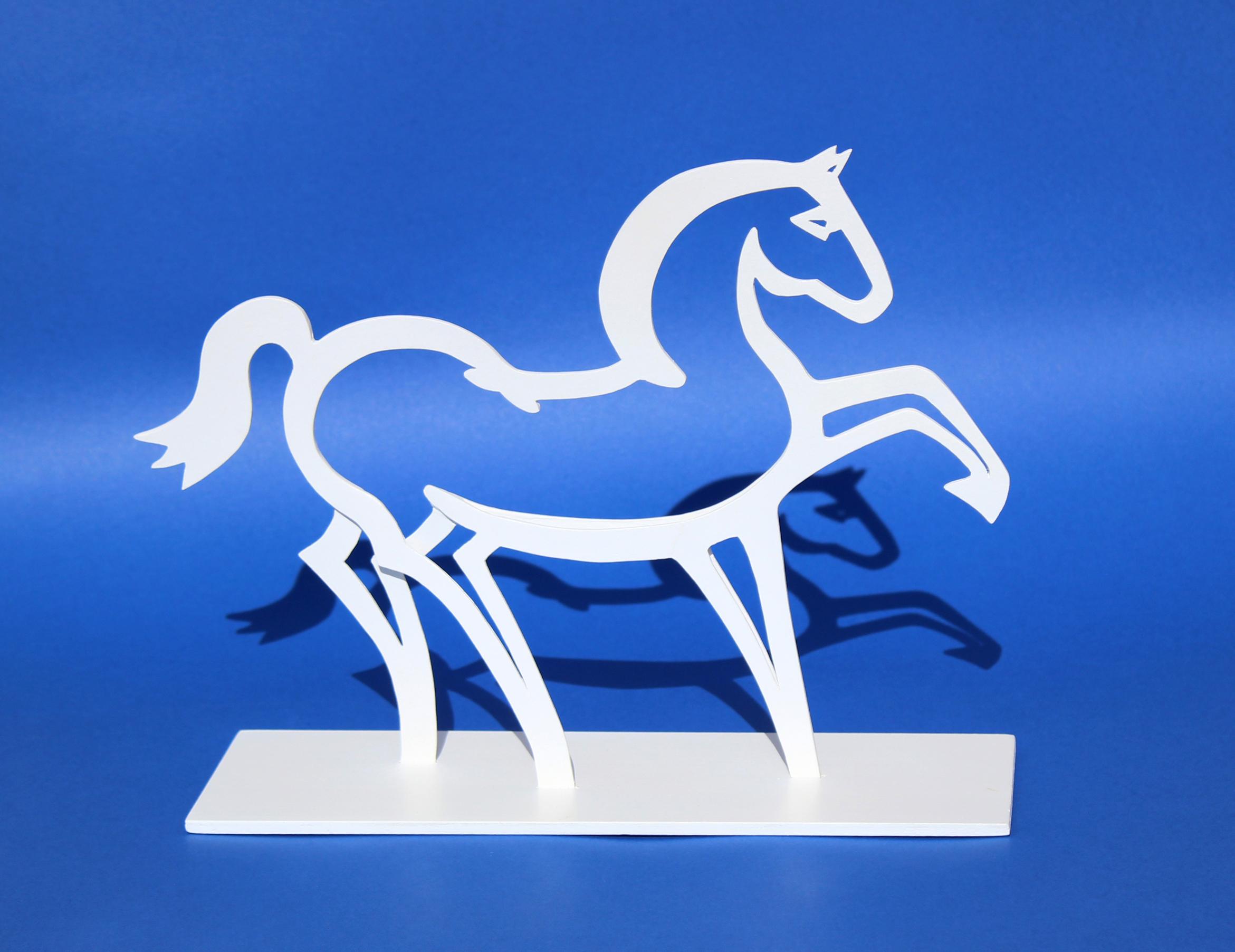 A WHITE HORSE FOR ASHFORD