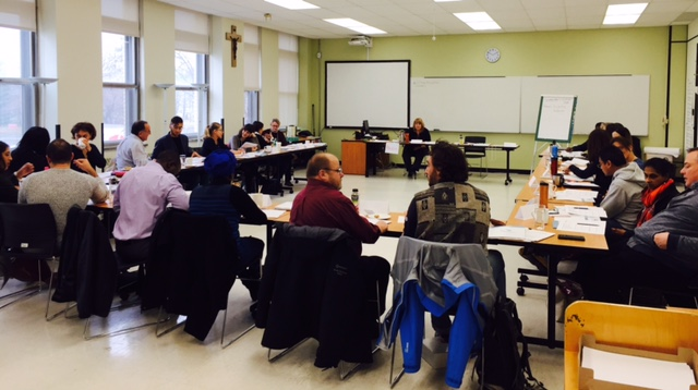 Co-facilitating mediation training with  Community Mediation Ottawa .  Impact: Building community capacity to deliver mediation and conflict resolution services throughout Ottawa.