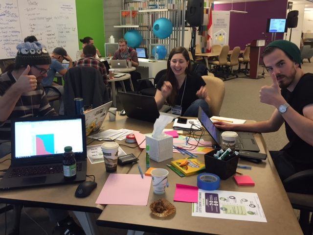 Hacking Homelessness with the Design Lab, Innovation, Science and Economic Development (ISED) Canada.  Impact: Using organizational data from  Helping With Furniture  our team provided quantitative analysis and recommendations on how to scale organizational growth over the next two years.