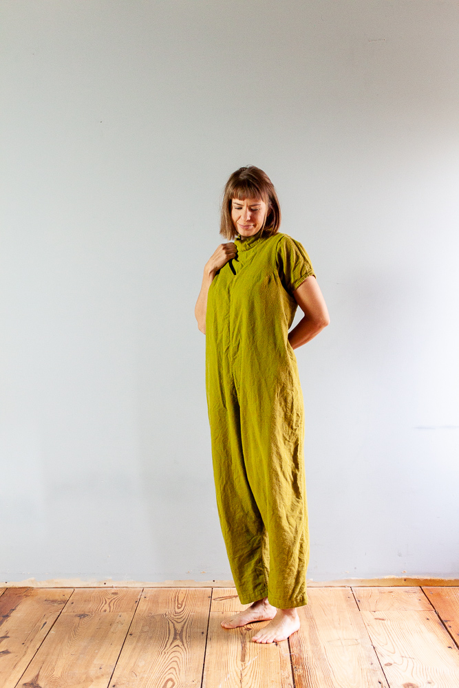 Peppermint Mag & In the Folds Free Jumpsuit Pattern - Sarah Kirsten