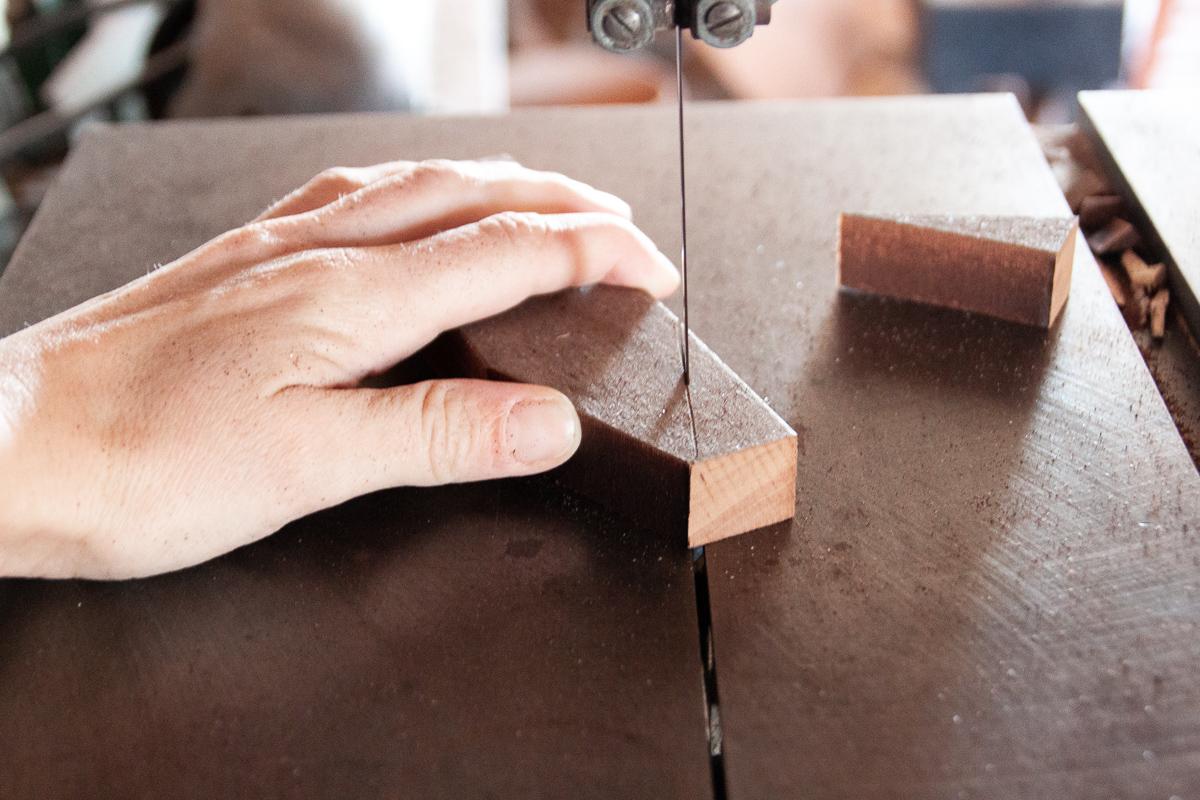 Handmade Wooden Point Turners - Sarah Kirsten