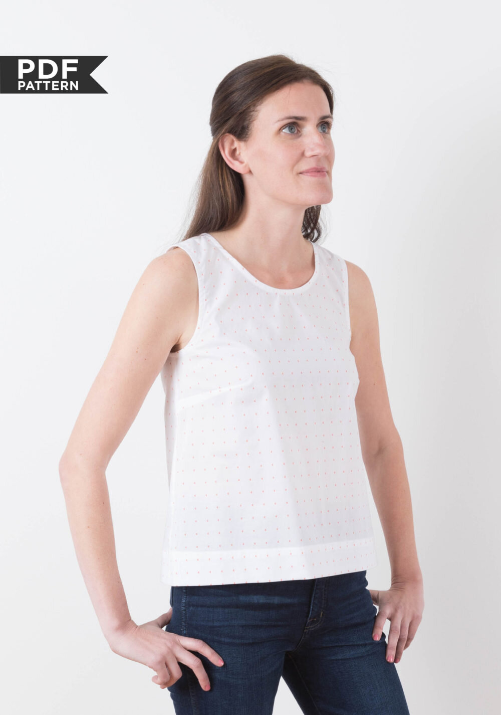7 Excellent Woven Tank Top Sewing Patterns