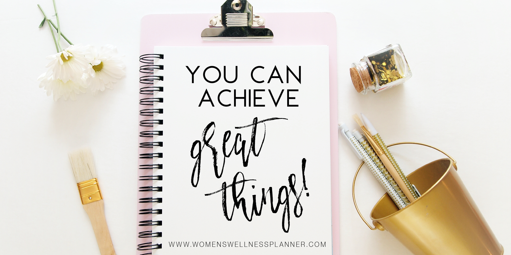 """""""You Can Achieve Great Things!"""" 