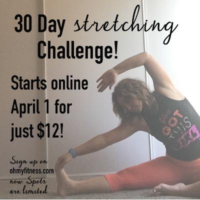 30daystretch