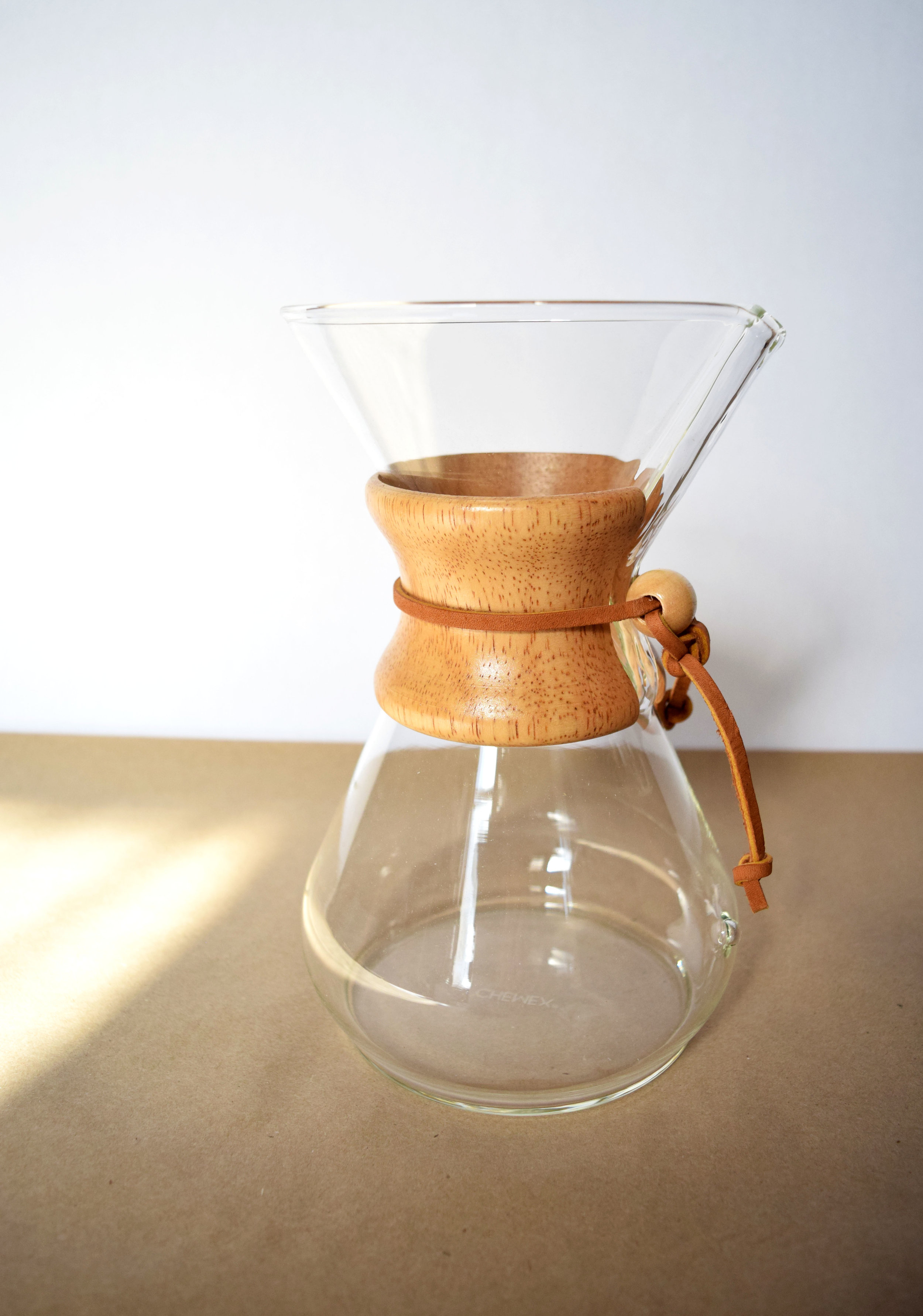 Find a pour over system that fits your needs & style -