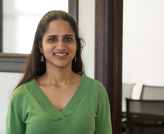 Jyotsna Sivaguru  Designer  Working on projects that go beyond the role of fulfilling their basic need for shelter is what I enjoy about my job at Cermak Rhoades. I am motivated by the opportunity to work with like-minded people to design and realize projects that have a positive influence on our communities.  Master of Architecture - University of Texas, Arlington  Bachelor of Architecture- Anna University, Chennai, India  Board Member, Architecture for Humanity Boston 2012-2016  Favorite architect  I am inspired by the work of Sri Lankan architect, Geoffery Bawa. His use of vernacular ideas and local materials to create contemporary spaces is particularly fascinating.
