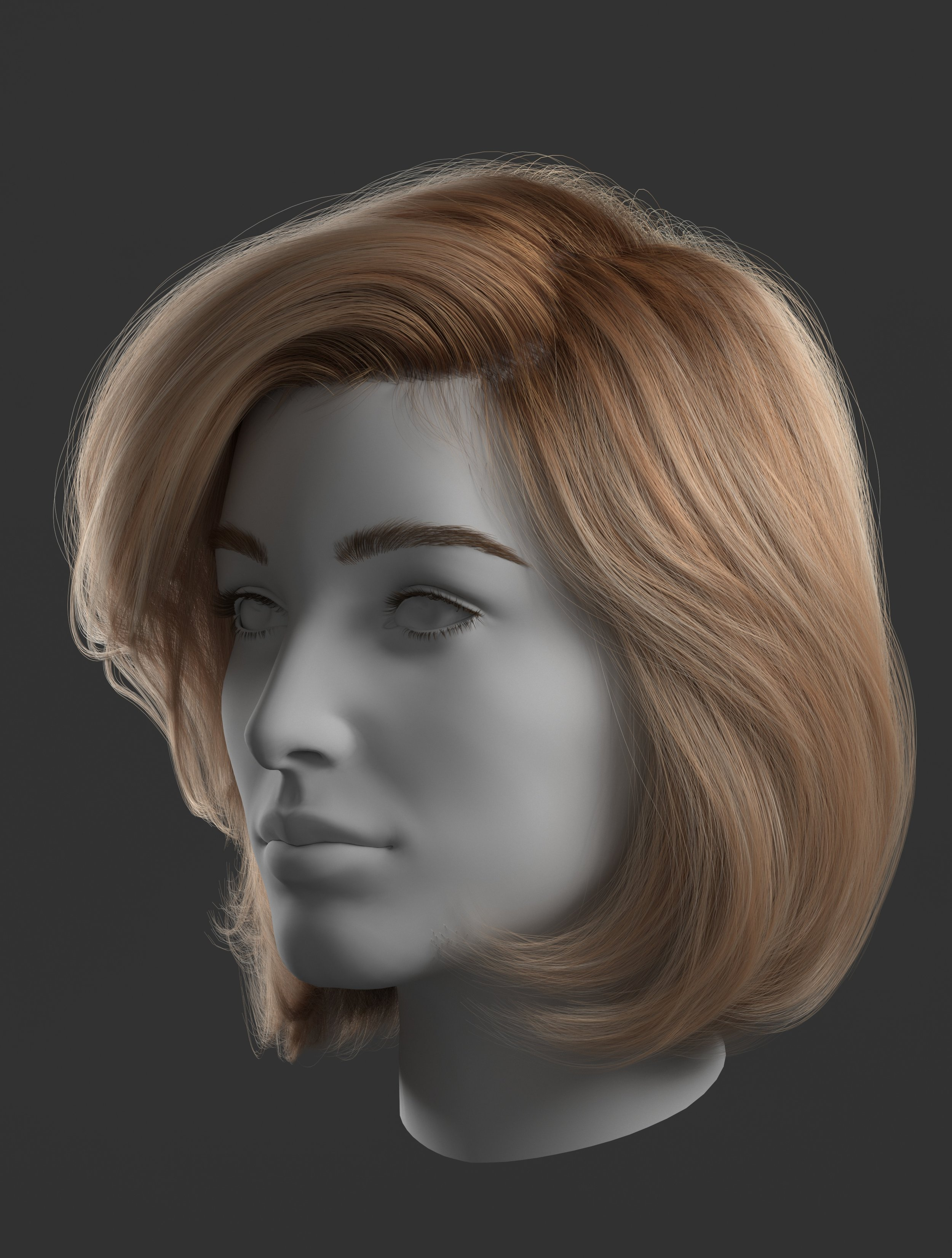 CG Hair