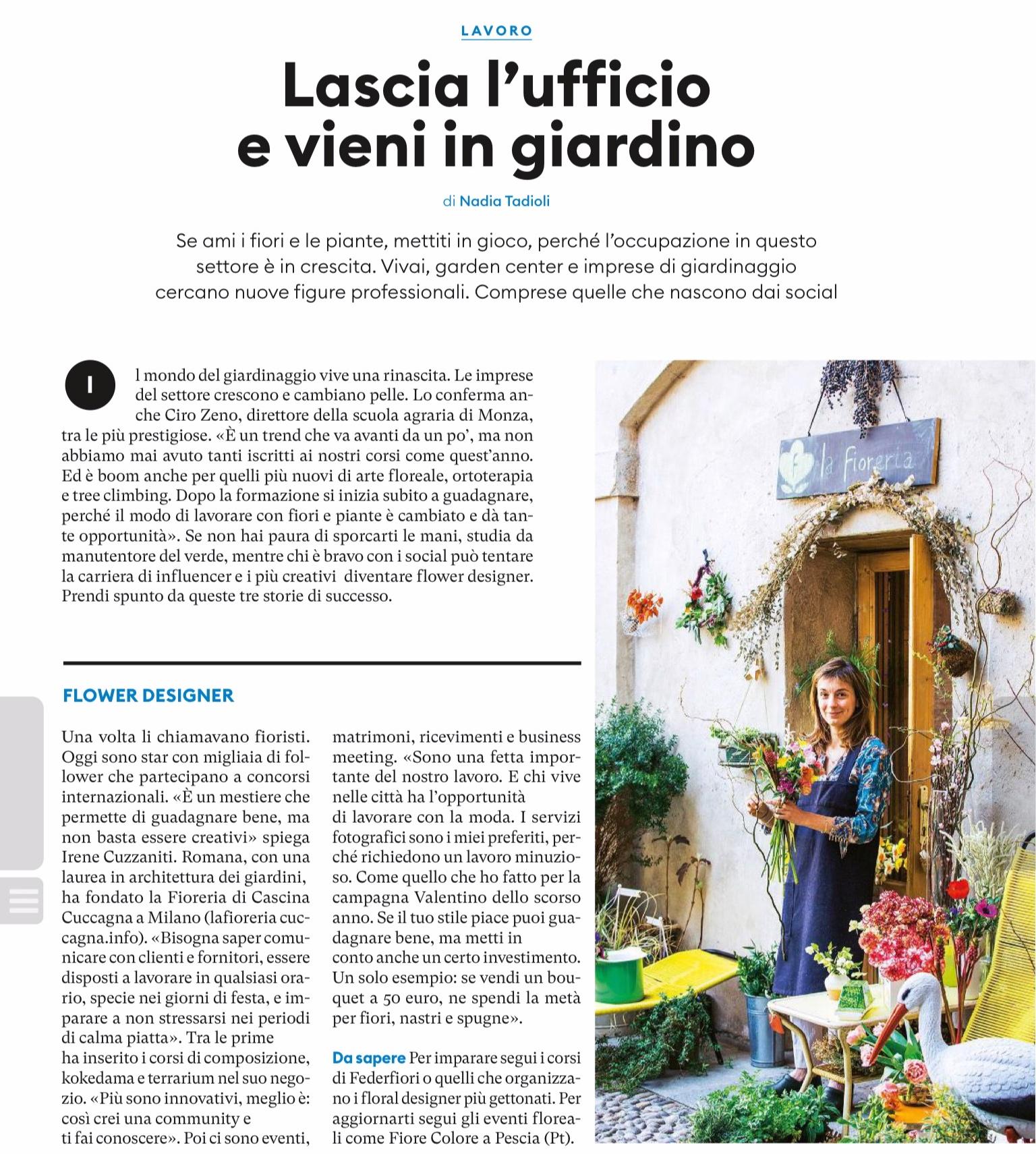 DONNA MODERNA - Intervista di Nadia TadioliFoto Matteo Carassale13 Febbraio 2019