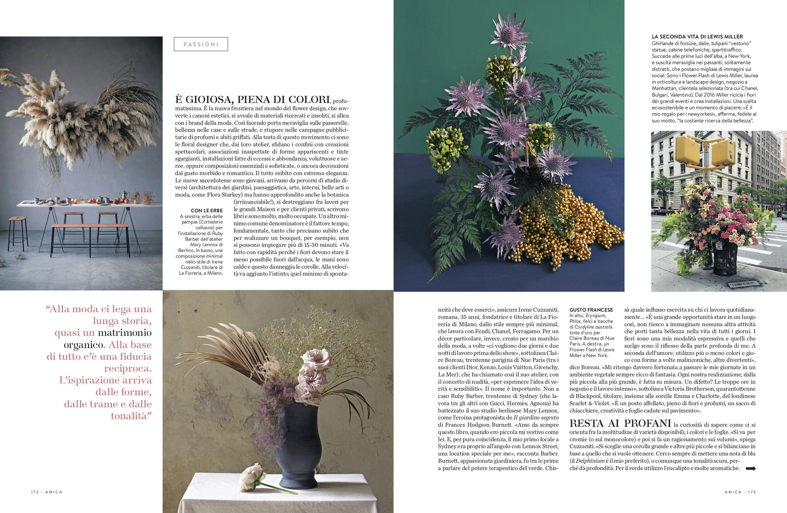 AMICA - Articolo Mariatilde ZilioFoto Giona Lodigiani