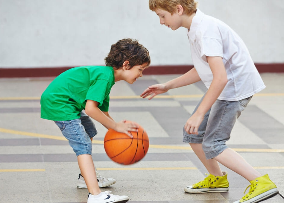 Soccer & Basketball (Public Schools) / JumpSport (Private Schools) -