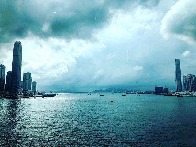 The pillars of Hong Kong #riseconf