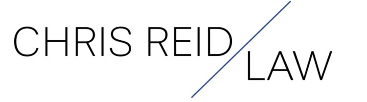 Chris Reid Law Logo
