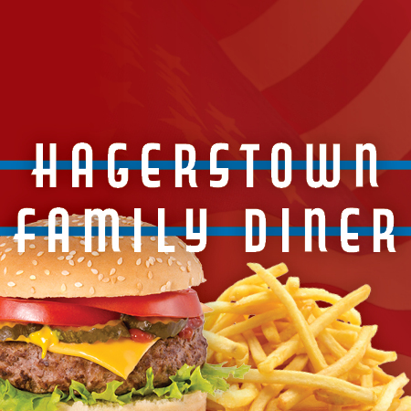 Hagerstown Family Diner pridefully serves your typical diner food, but their food is anything but typical. Find out more about their diner deals!    -Click image to view current offers-