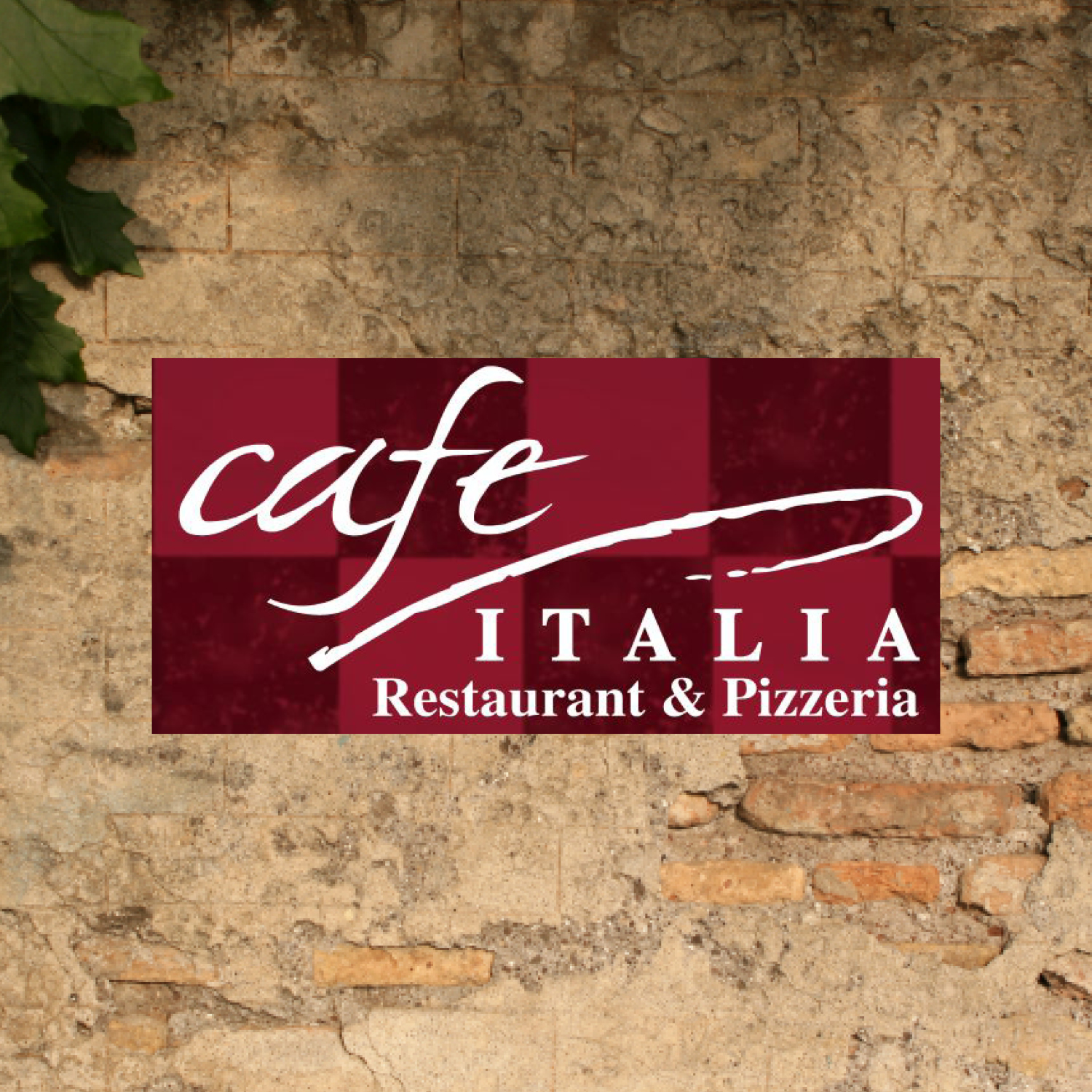 Café Italia Restaurant & Pizzeria! We've been providing the area with delicious Italian dishes for over 10 years. You may eat in our fabulous dining area, or carry out.       -Click image to view current offers-    .