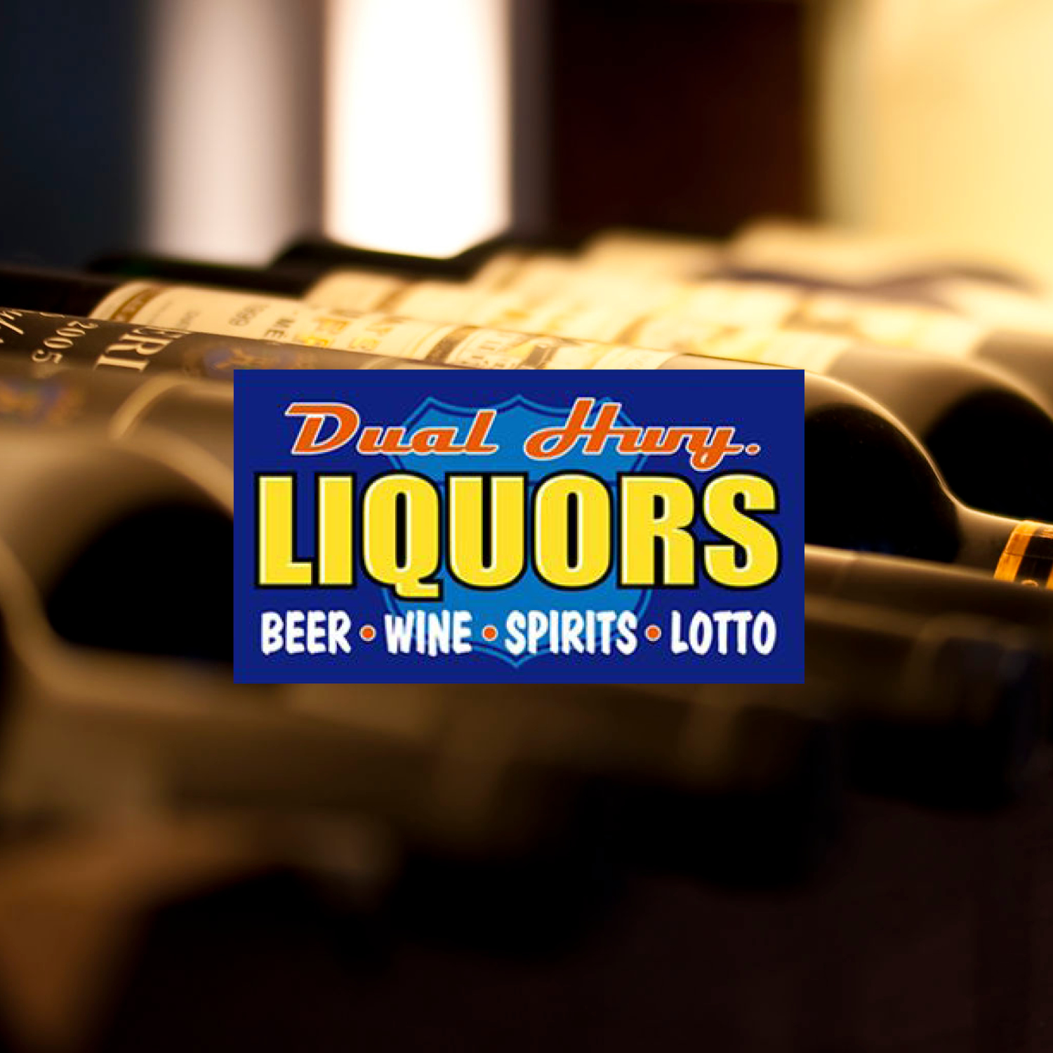 Featuring a large selection of your favorite beers, wines, and spirits.       -Click image to view current offers-
