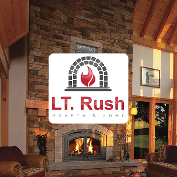 L.T. Rush Stone provides a place for families to create traditions. No matter where loved ones go, they'll always come together in the space you call home. One stone at a time we help create a place for families to connect -indoors and out.    -Click image to view current offers-    .