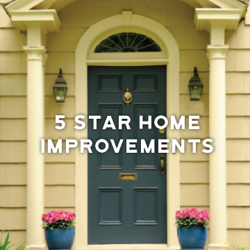 5 Star Home Improvements, LLC is your premiere choice for all of your home improvement needs. Whether you need a small patch up on a roof, or full on replacement, we are the right guys for the job.   -Click image to view current offers-  .