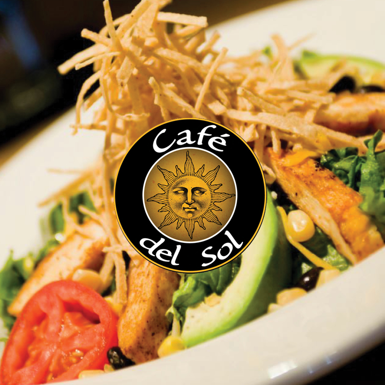 With five locations in Pennsylvania, Maryland, West Virginia, and Virginia, you're just a short drive from enjoying the unique cuisine of Café del Sol.    -Click image to view current offers-