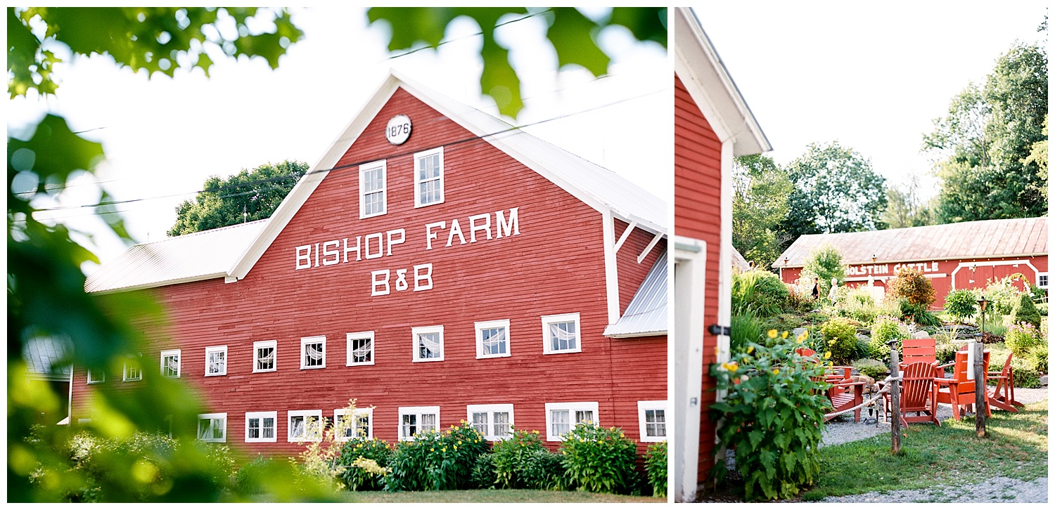 bishop farm weddings