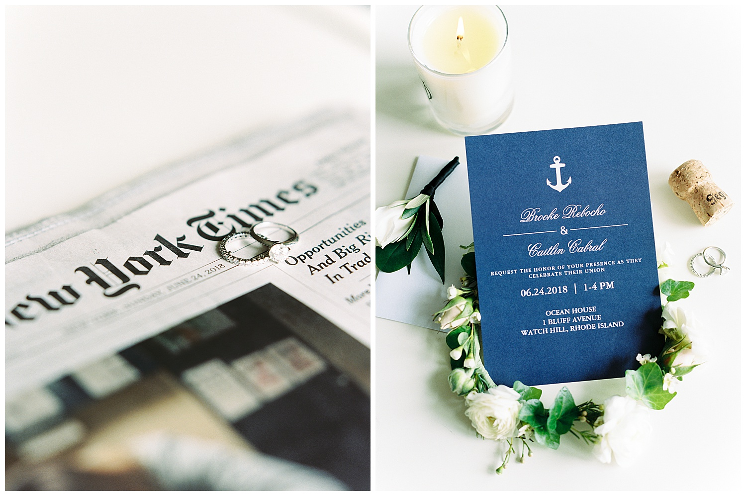ocean house ri wedding