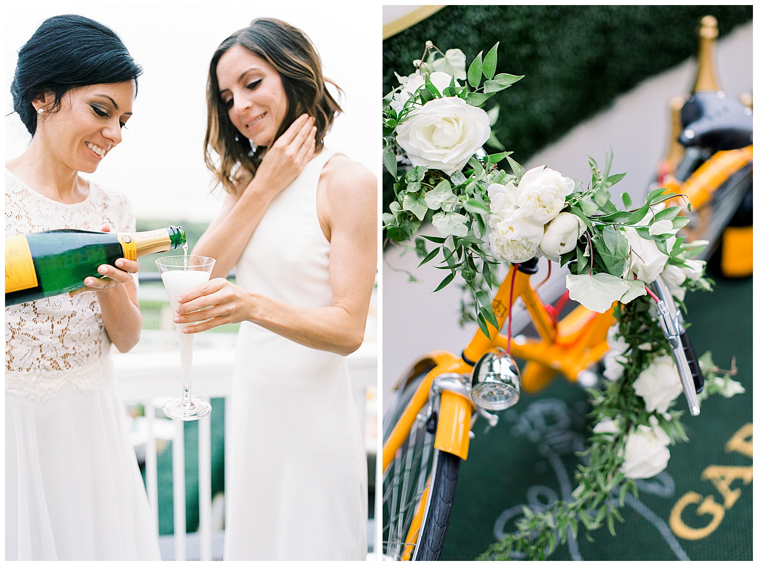 veuve clicquot wedding