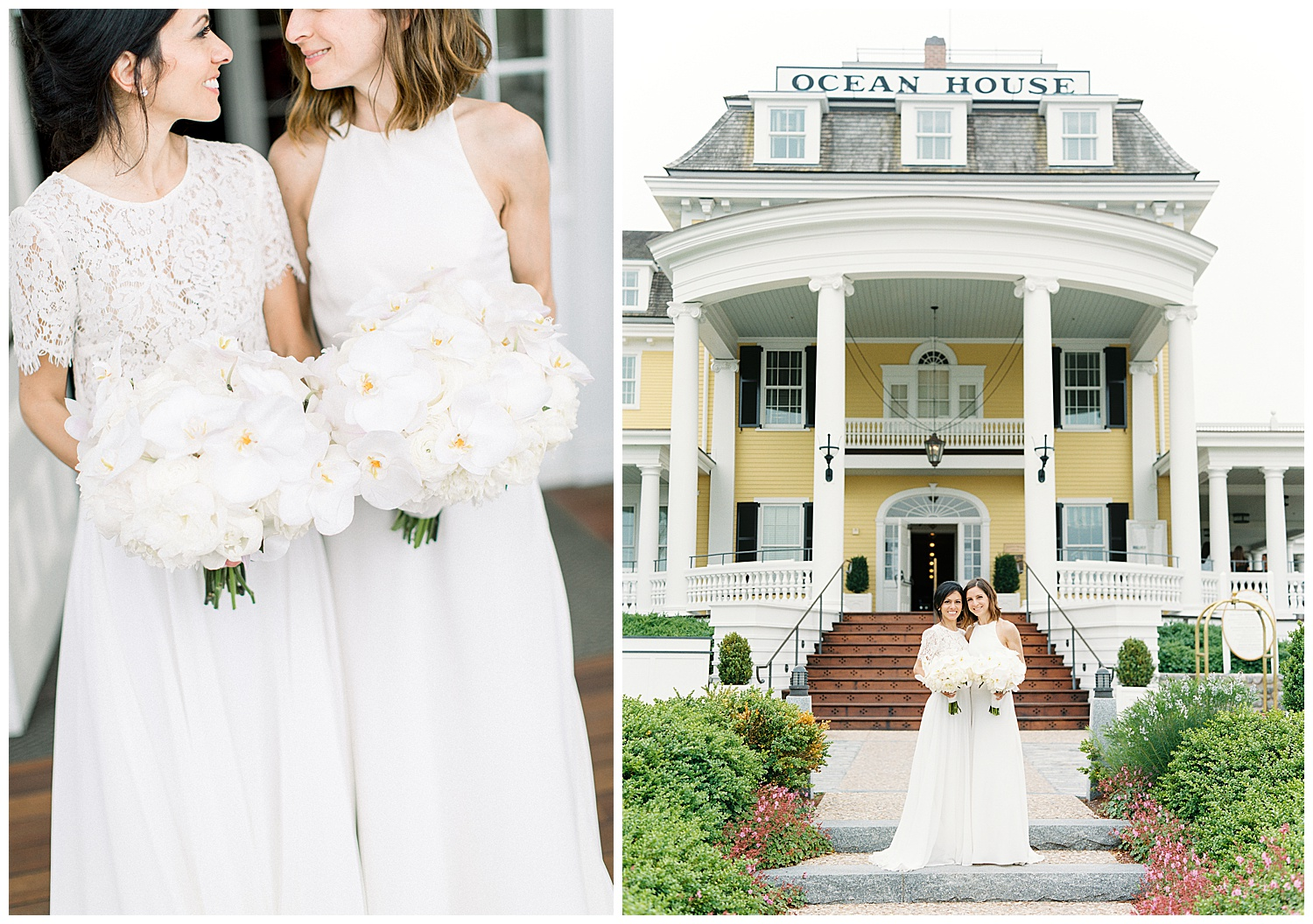 secret garden ocean house wedding