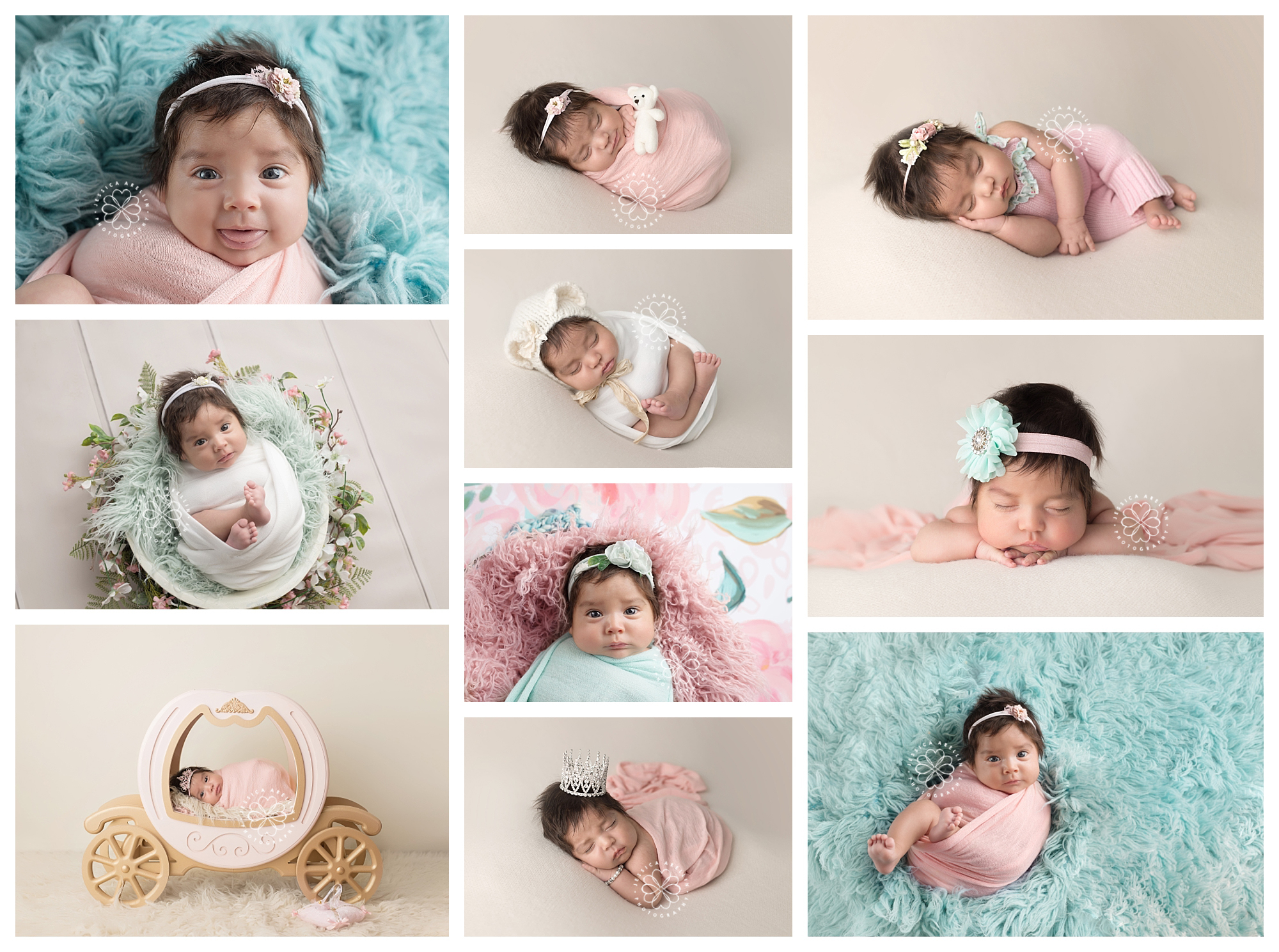 Baby girl Photography session Denver