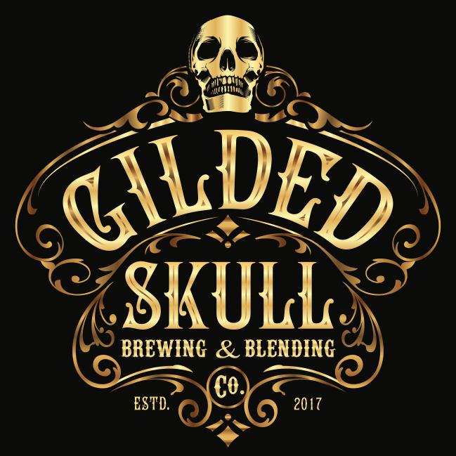 Gilded Skull
