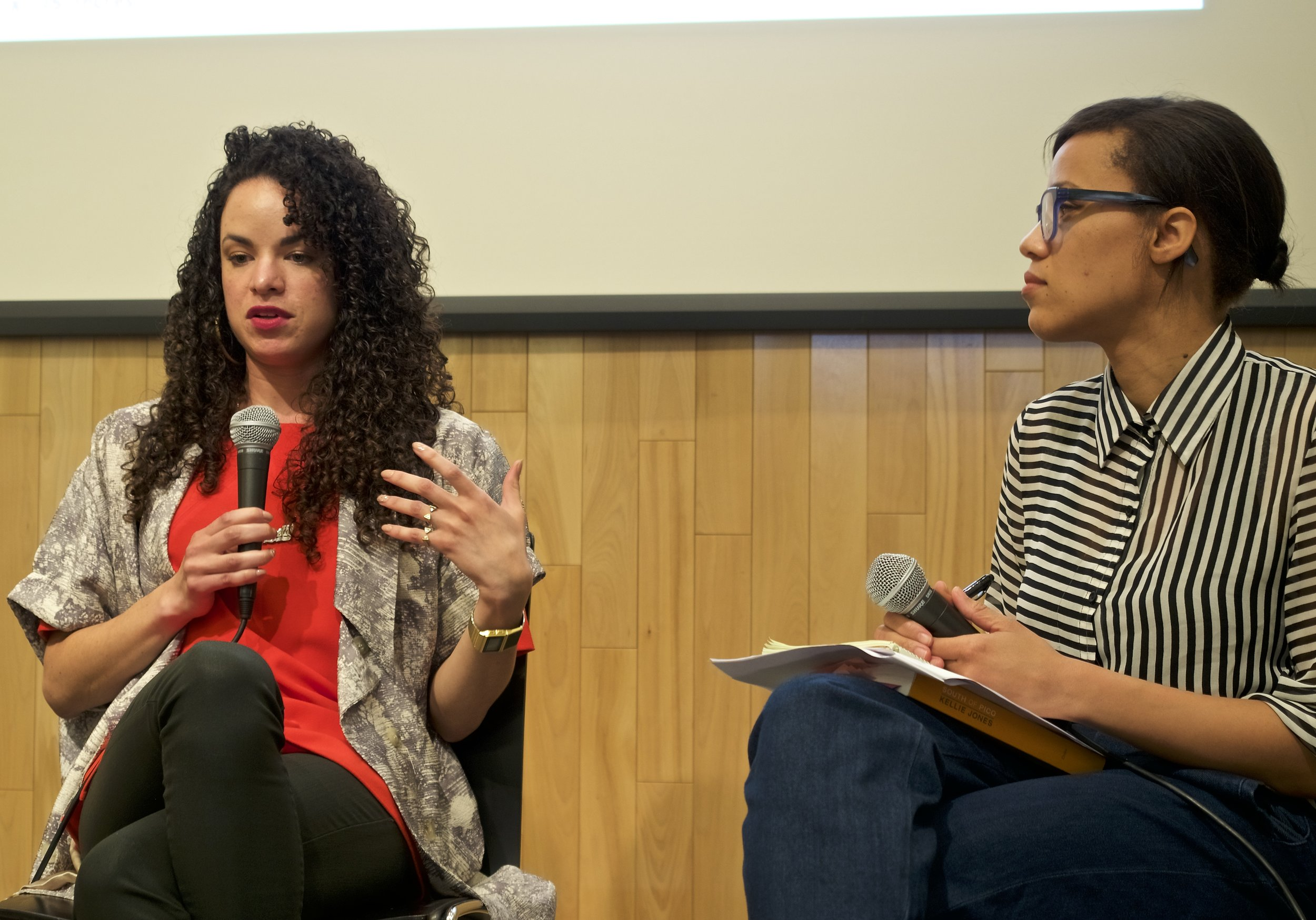 Sadie Barnette discusses art and activism in Los Angeles.