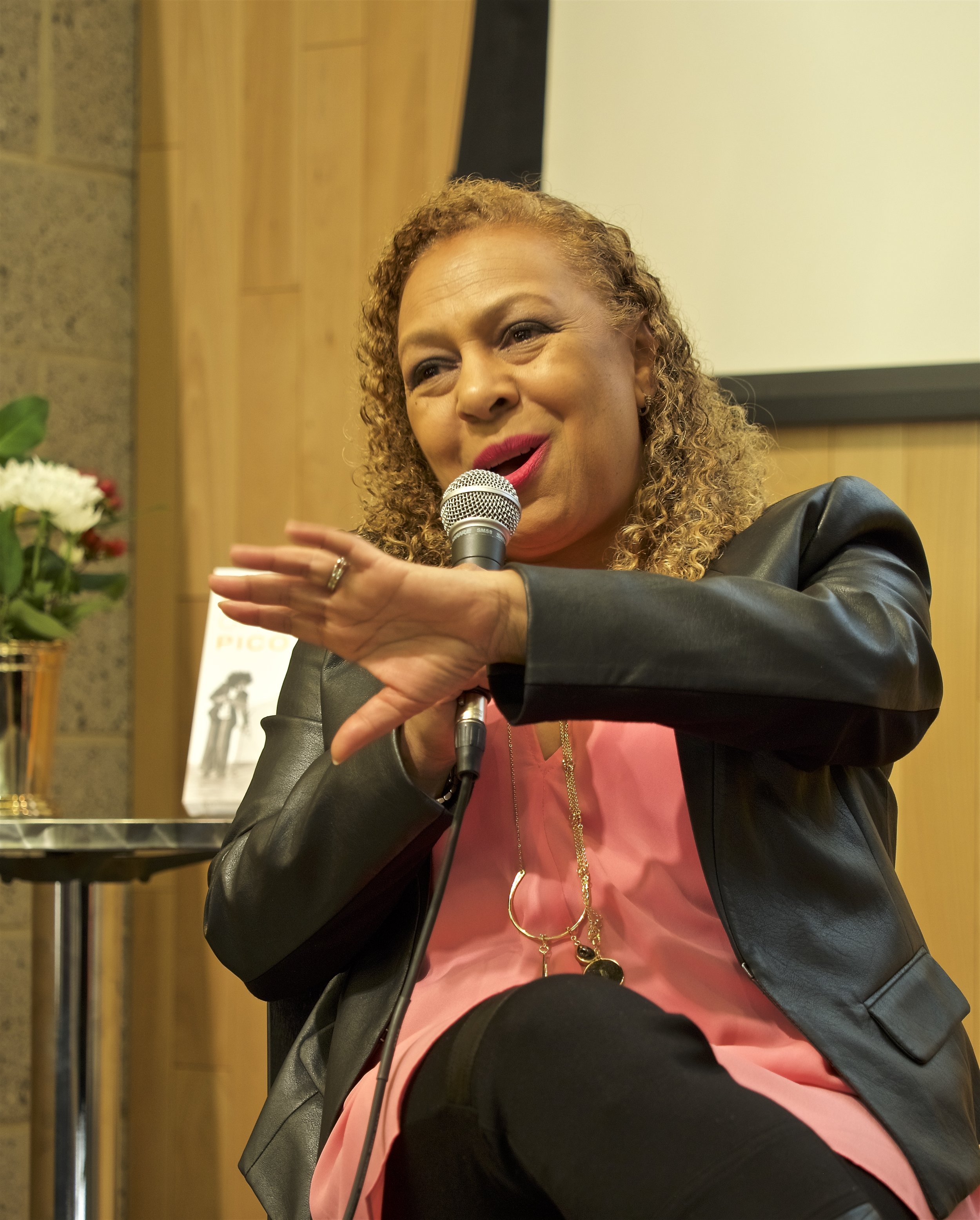 Dr. Jones discusses art and activism in Los Angeles.