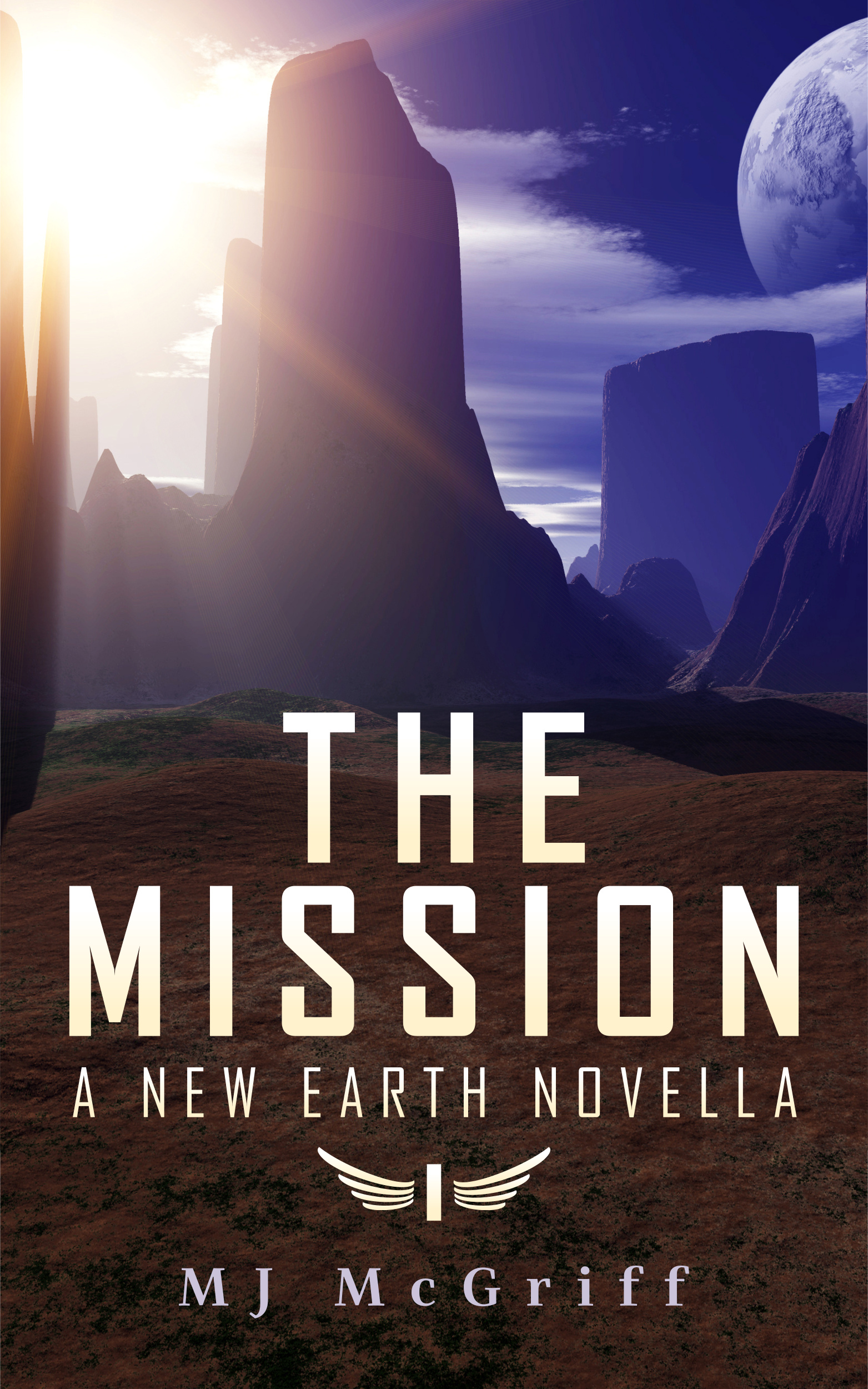 The Mission, a New Earth novella by MJ McGriff