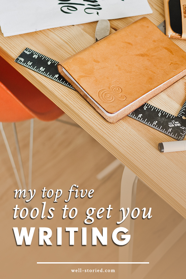 What are some of my favorite writing tools? And which popular tools didn't work for me? Check out my breakdown on the Well-Storied blog today!