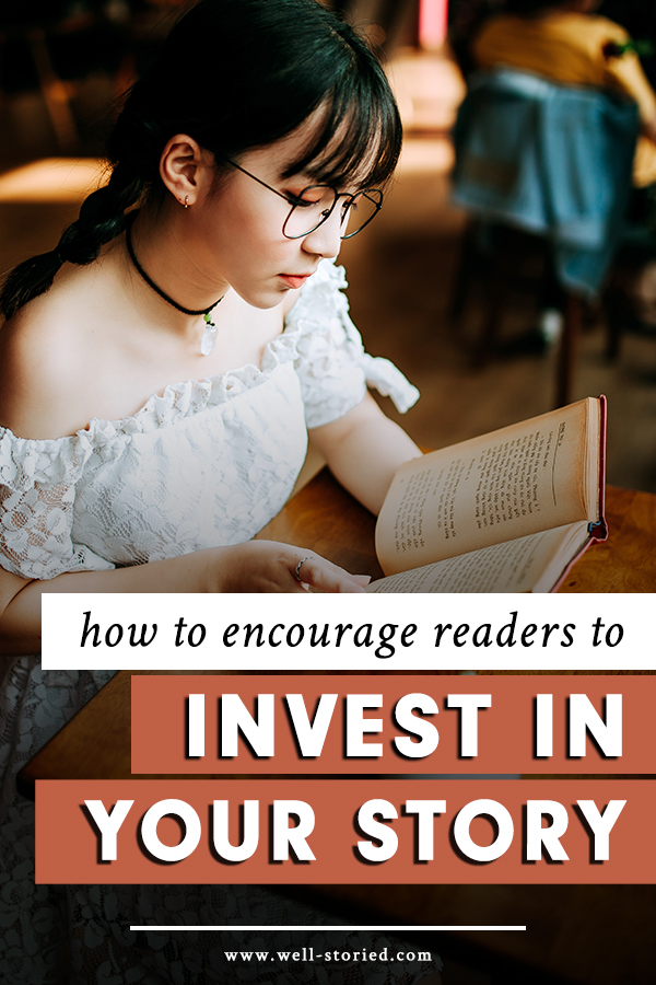 How can we forge the emotional connection that invests readers in our stories? It all begins with crafting characters readers can relate to — and today I'm sharing my top two tips for doing just that!