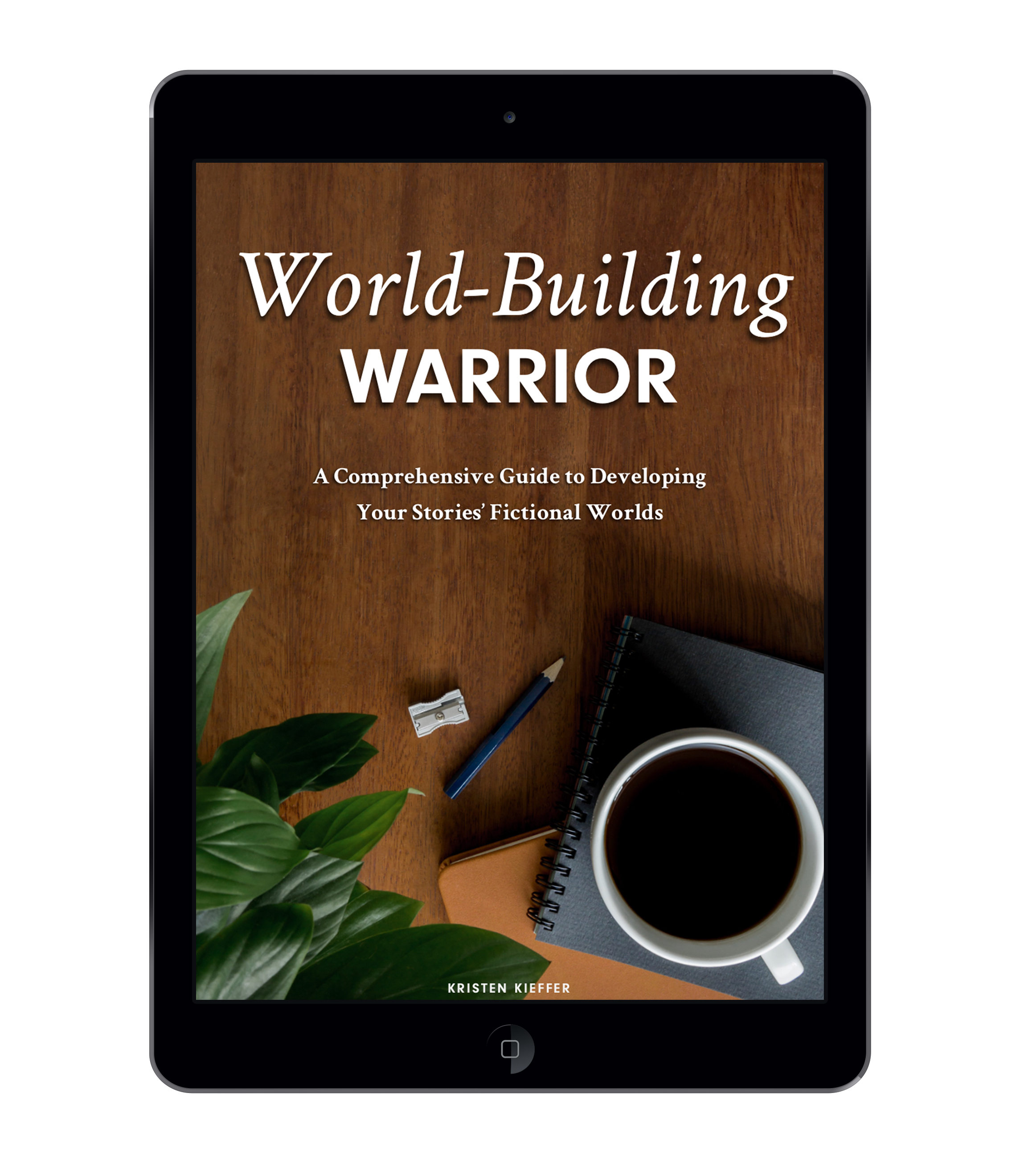 World-Building Workbook: A digital workbook for writers looking to craft fully-developed fictional worlds for their stories.